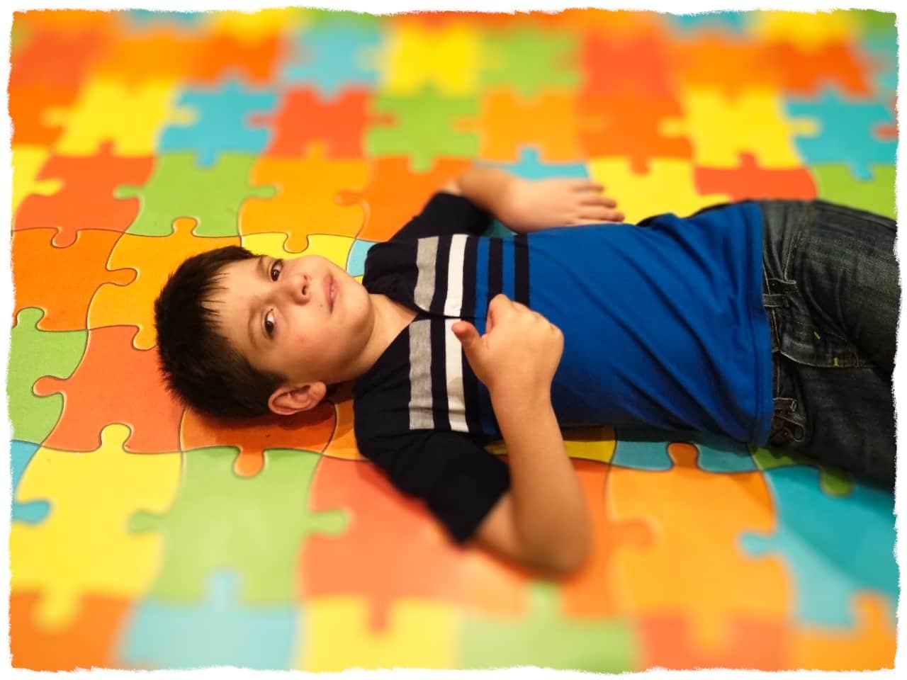 autismo legal home - Nossa história...